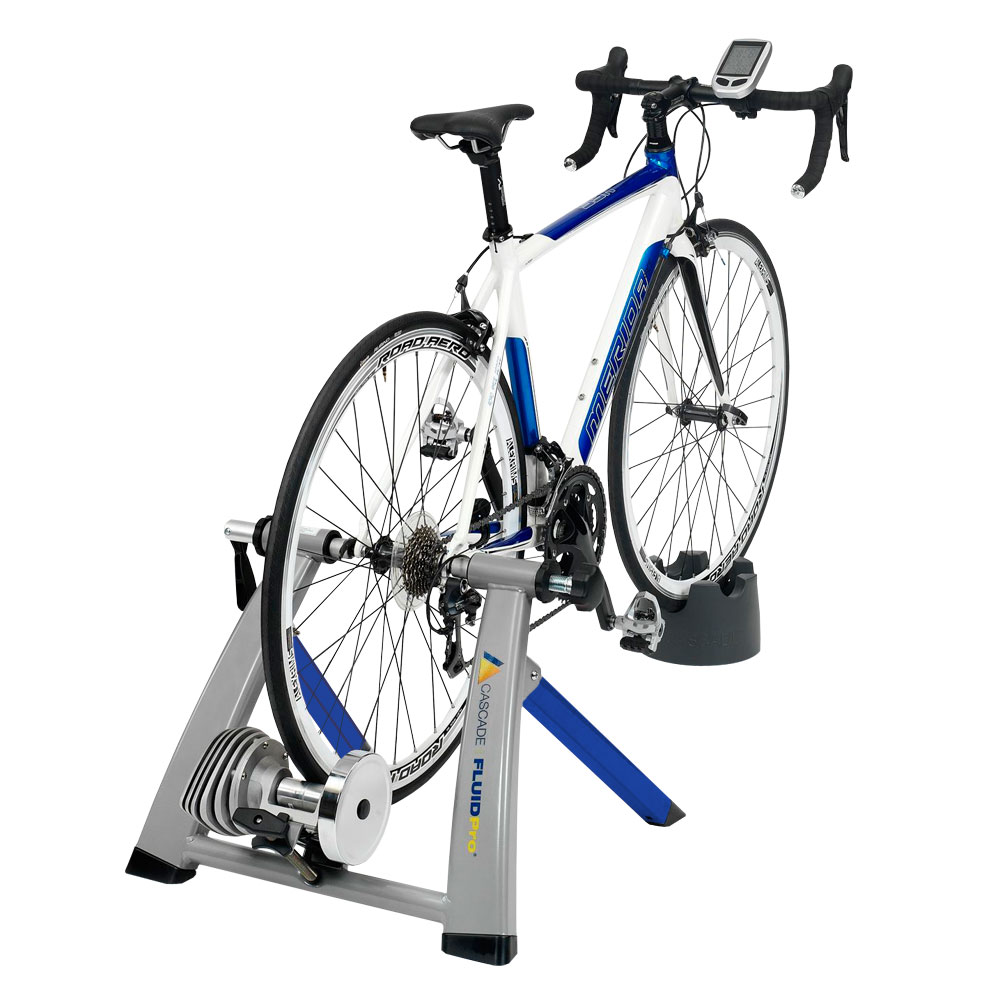 FluidPro Trainer Stand and Power Meter