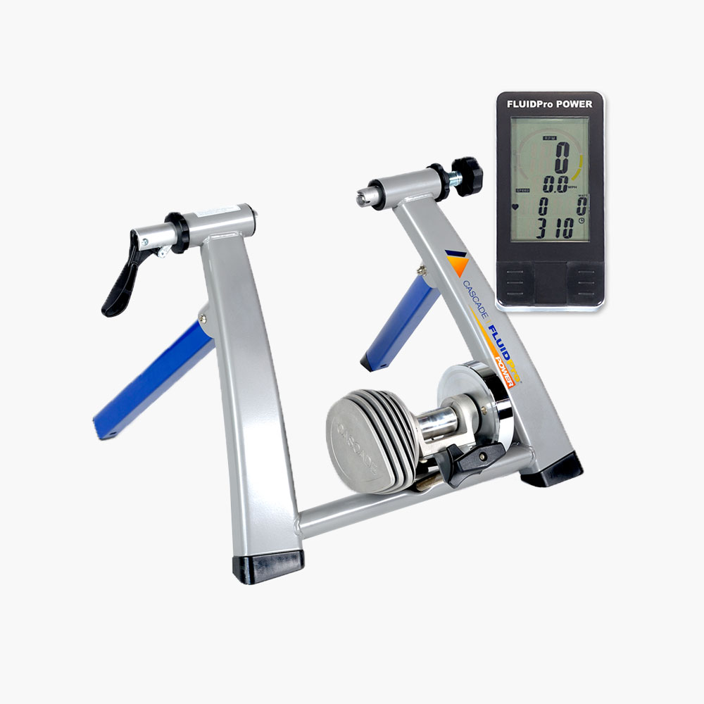 Cascade Bike Trainer Products and Power Meter