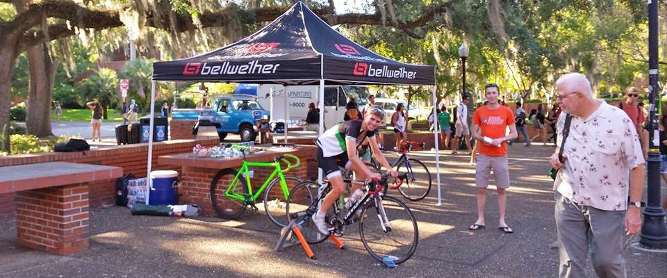 Cascade Bike Trainers Sponsors College Teams