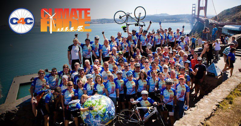 climate ride